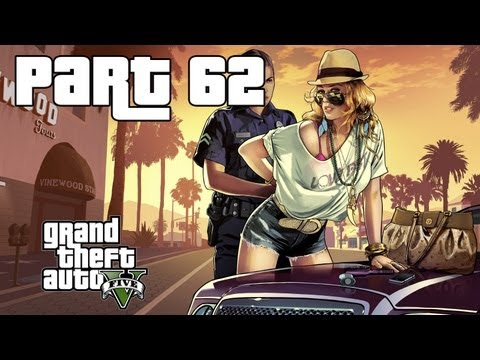 Grand Theft Auto 5 Walkthrough Gameplay w/ Commentary Part 62 - Delivering Devin Weston
