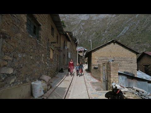 Un mes en Huancaya