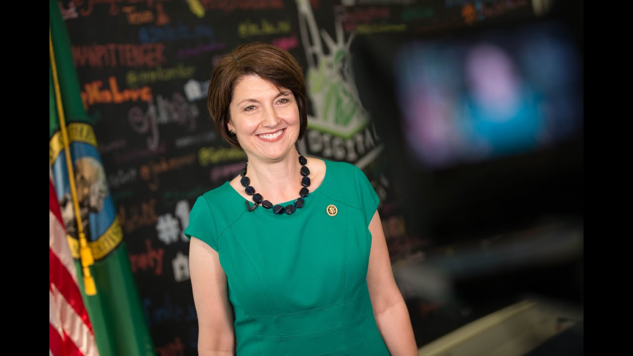 Weekly Republican Address 4/12/14: Rep. Cathy McMorris