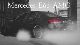 FH4 / დაუნდობელი ტესტ დრაივი / Mercedes E63 AMG