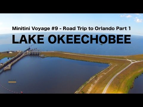 I Saw Lake Okeechobee for the First Time in my Life | Traveling Robert