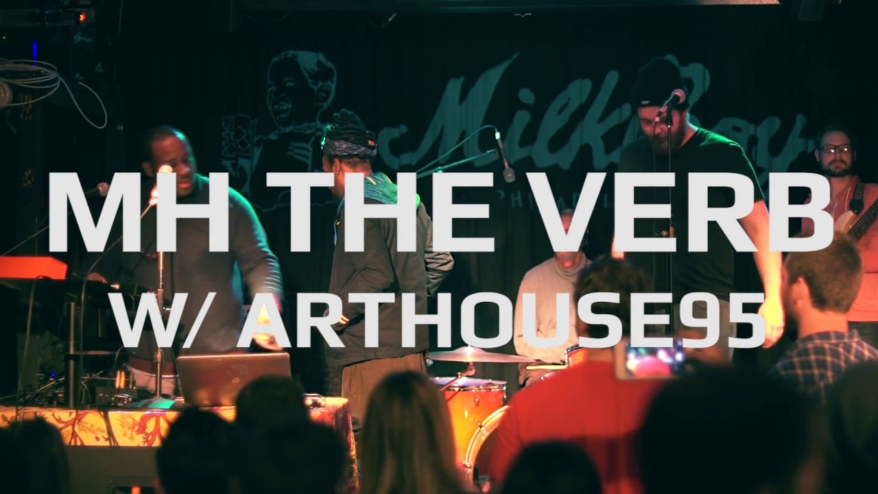 "MH the Verb x ArtHouse95 - ""Smoke Signals"" LIVE at MilkBoy Philly"