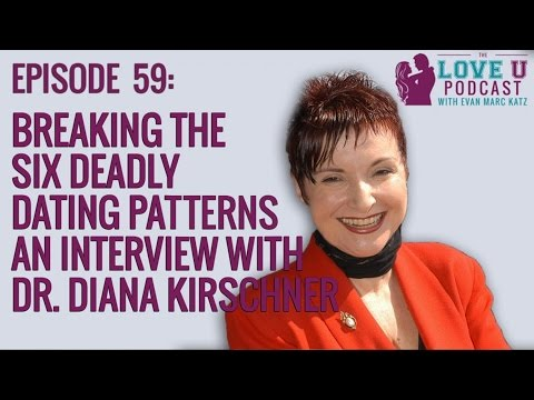 Breaking the Six Deadly Dating Patterns - an interview with Dr. Diana Kirschner