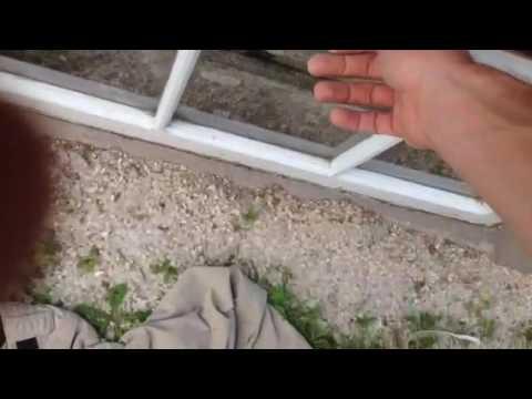 Basement Windows in Van Alstyne