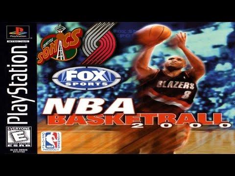 fox sports nba basketball 2000 pc
