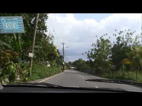 Road To Peter Tosh Mausoleum 4