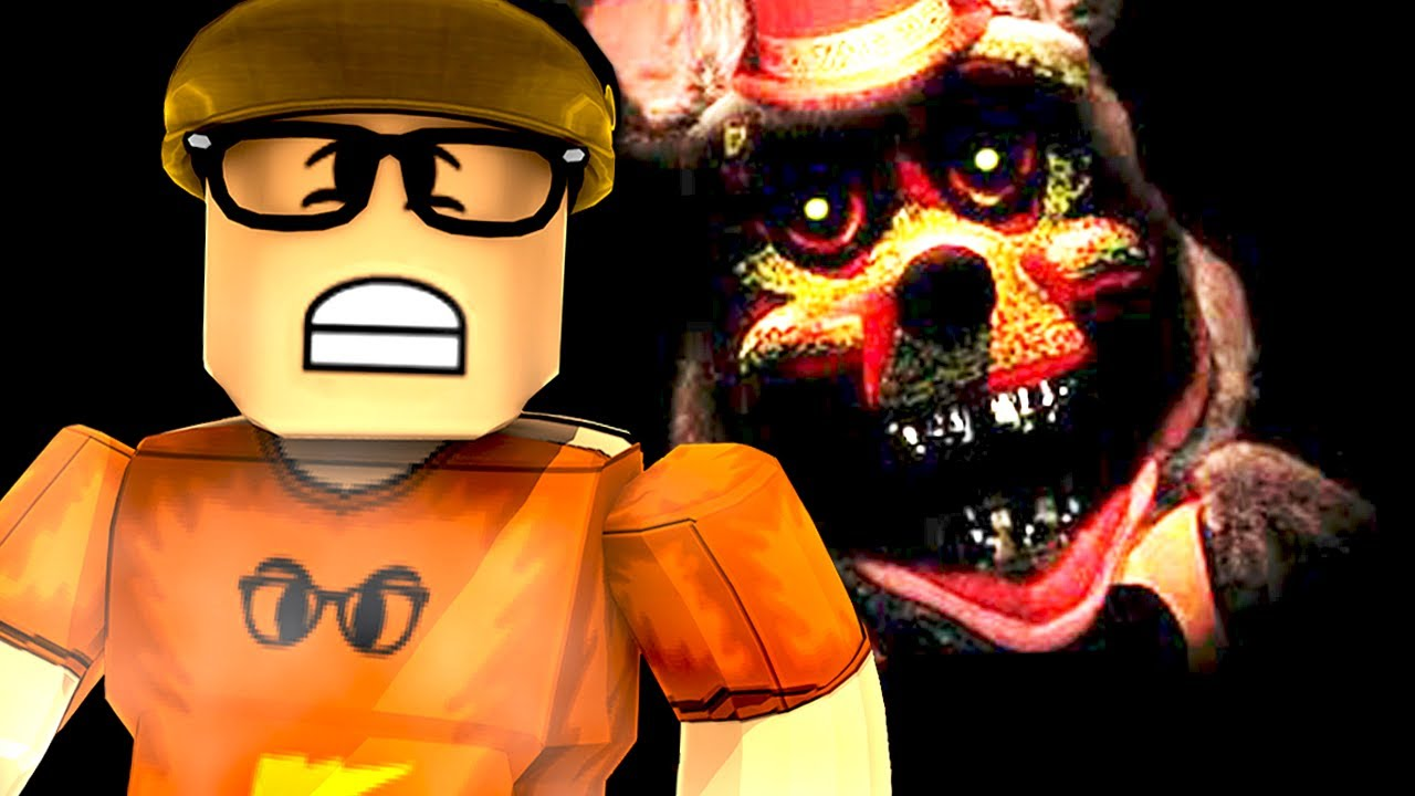 FIVE NIGHTS AT CHUCK E CHEESE (Roblox Scary Game)