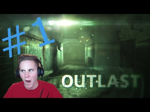 Outlast! (Ep 1) Let's Play!