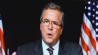 Jeb Bush Faces Risks on Overseas Trip
