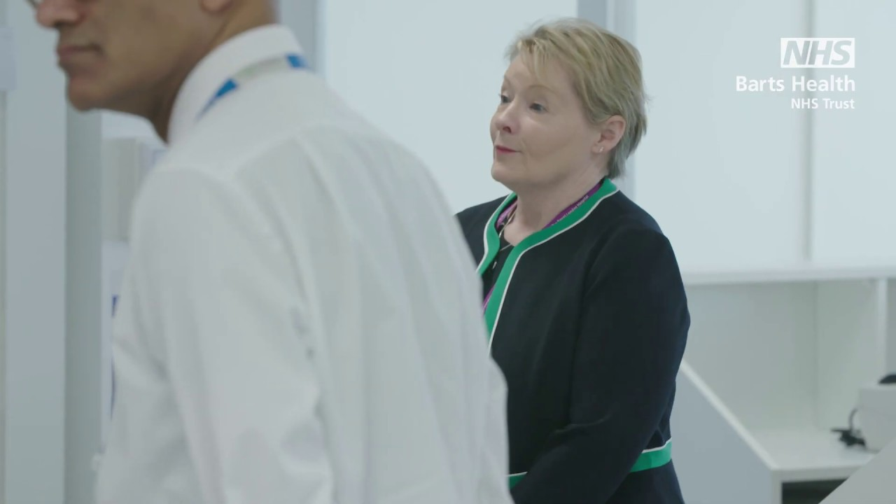 Opening of the new Royal London Hospital Critical Care Unit