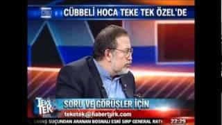 Cübbeli Ahmet Hoca TekeTek Özel-2