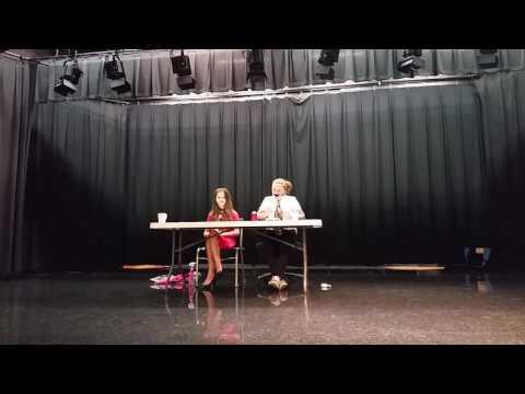 Molly & Lauren Beck Academy newscast