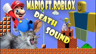 Roblox ft. Kucing Nyanyi Lagu Super Mario Bros