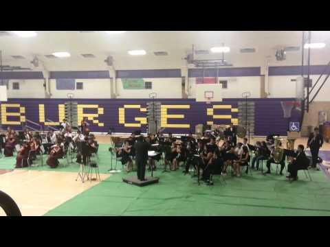 Burges high school bohemian rapsody
