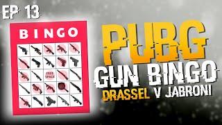 PUBG BINGO CHALLENGE - DrasseL vs Jabroni Episode 13