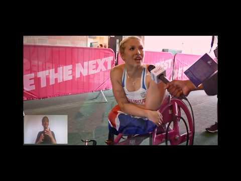 Christian Athletes Aspire at the World Para-Championships