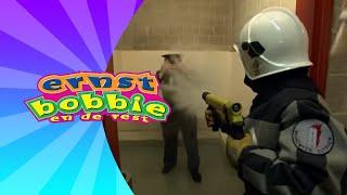 De Brandweeroefening • Avonturen Bij de Politie • Ernst en Bobbie