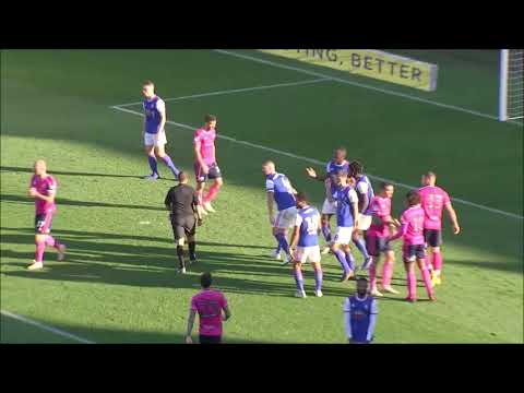 ITFC - The 46 conceded goals in 26 matches