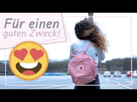 Marleens Fjällräven Kånken Rucksack für den guten Zweck / FRAU_SEIN