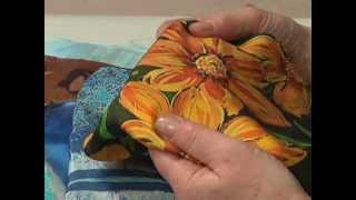 Batik Workshop • Fun with Paper and Fabric (DVD) - Disc Two: Working with Fabrics