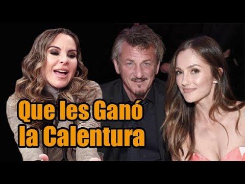 Kate del Castillo y Sean Penn le pusieron los Cuernos a su Novia