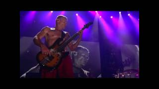 improvisation - Red hot Chili Peppers Live in Germany 30/08
