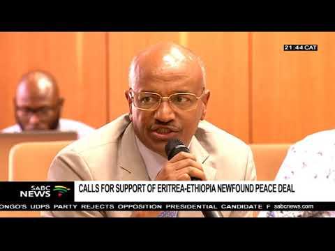 Horn of Africa leaders called to honour Ethiopia-Eritrea peace deal