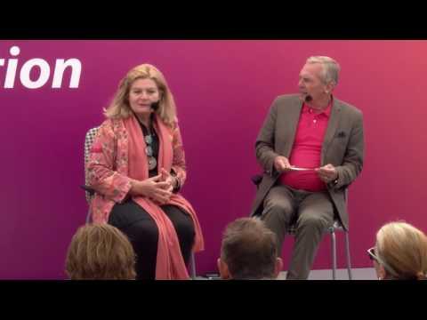 Elfsberg möter: Sveriges Radios mellanösternkorrespondent Cecilia Uddén