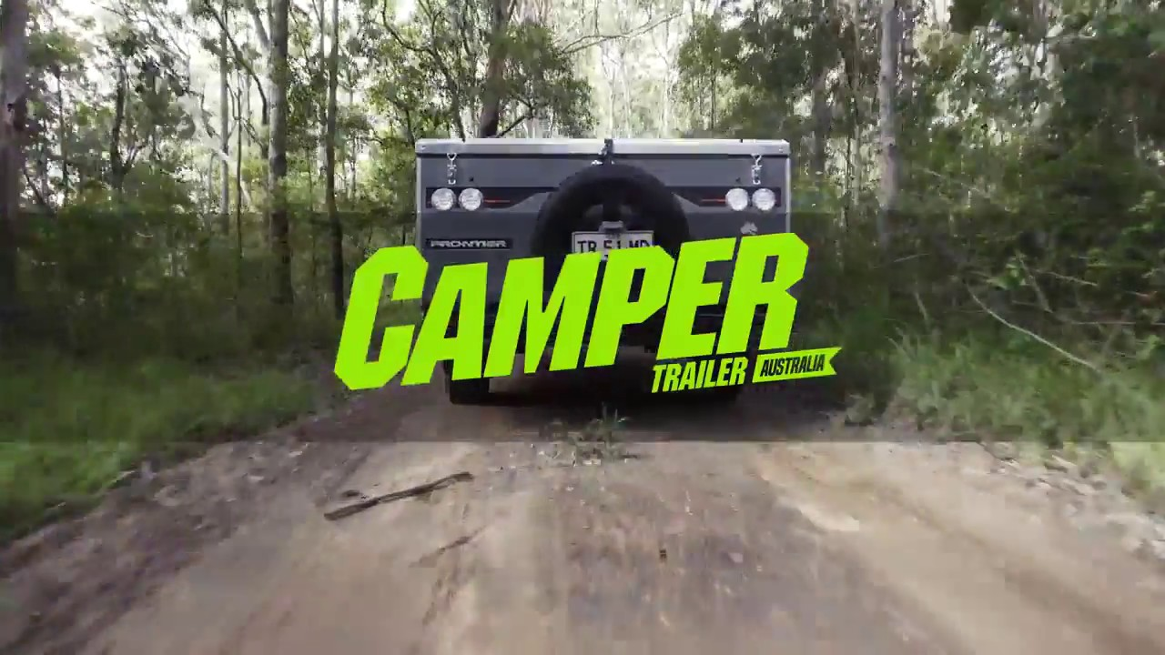 Camper Trailers for Sale Australia - Cub Campers