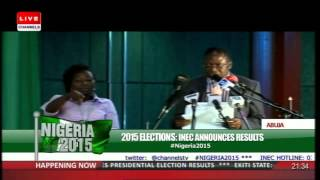 State Collation Officer In Anambra Gives Detailed Report Of Election In The State