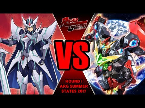 Blasters Vs DRobo - Cardfight Vanguard Summer Indiana States 2017 R1