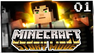Minecraft STORY MODE Lets Play - EVIL MUTANT WITHER!! - Episode 1 ( Minecraft Gameplay )