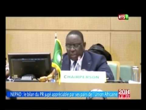 Le président Macky Sall sur l'importance de la capture du Dividende Démographique