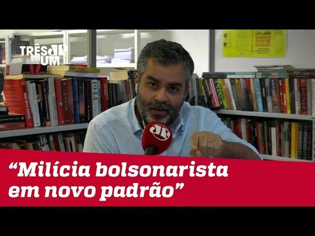 #CarlosAndreazza: Milícia digital bolsonarista em novo padrão