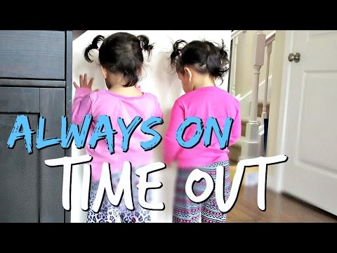 Toddler's Time Out! - November 22, 2016 -  ItsJudysLife Vlogs
