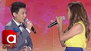 "Darren Espanto sings ""In Love Ako Sayo"" on ASAP"
