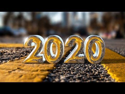 2020 Realistic 3D Text Effect Photoshop Tutorial