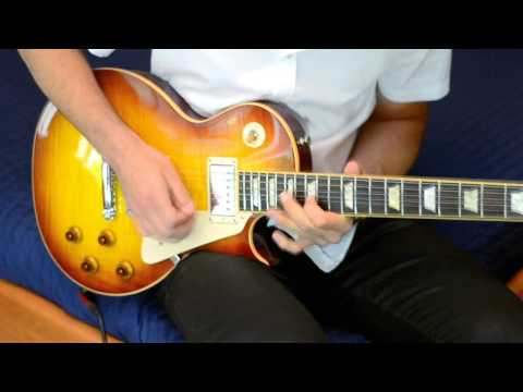 Joe Bonamassa - Sloe Gin guitar solo (live version) by Florian