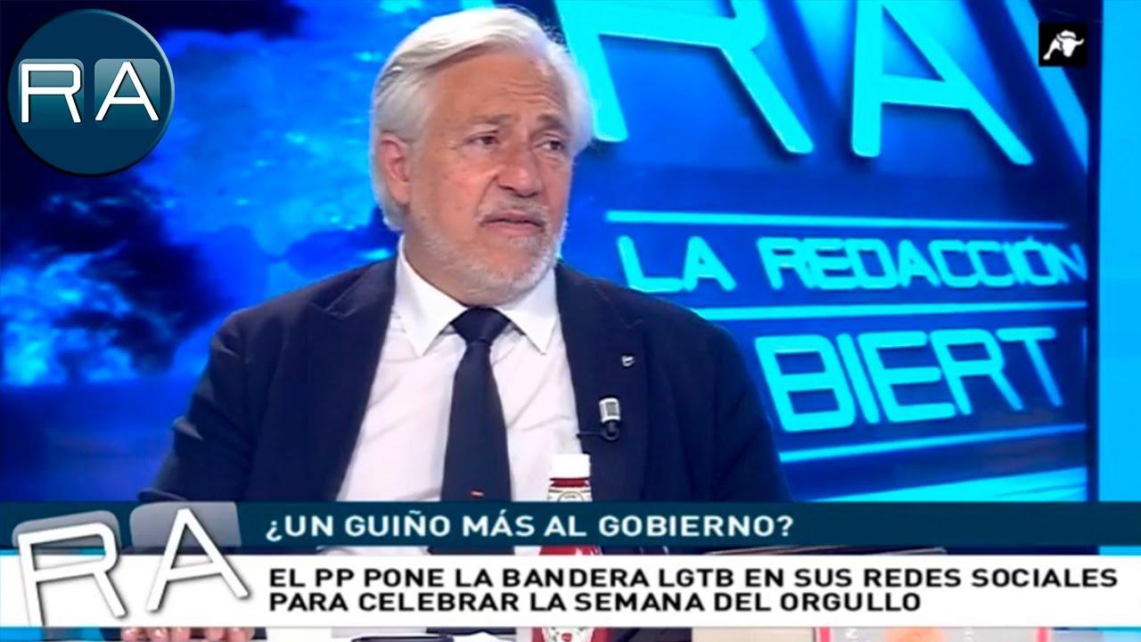 César Vidal y Ariza hablan sin tapujos de las charlas obligatorias a los niños sobre el Orgullo Gay