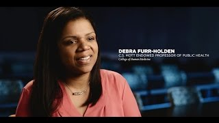 Joining the Fight - Debra Furr-Holden