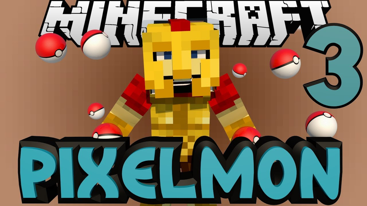 Pixelmon Ep. 3 - A Fossil Story - YouTube