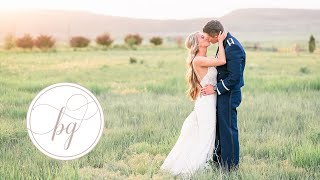 Rustic Summer Wedding in the Country of Northern Colorado