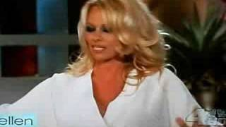 Pam Anderson & Michael Jackson are Just Friends