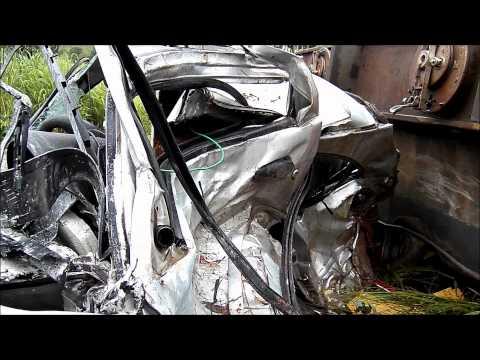 Mais um acidente no Trevo da Morte (Entroncamento DF 473-BR 251 sentido Unaí)