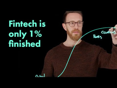 Fintech Is Only 1% Finished | The Fintech Market Ft. Simon Taylor