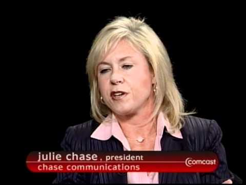 Interview.  Julie Chase, leading PR pro for the real estate industry.