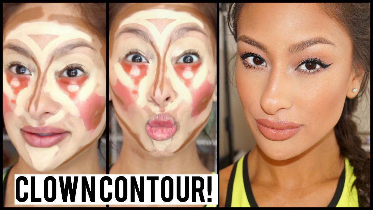5 Videos That Will Give Clown Contouring a Run for Its Money forecast