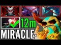 Miracle 12Min Orchid Nature Prophet to Counter BLINK Tactic Dota 2