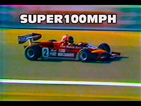 F1 1982 R2 Adelaide Australian Driver