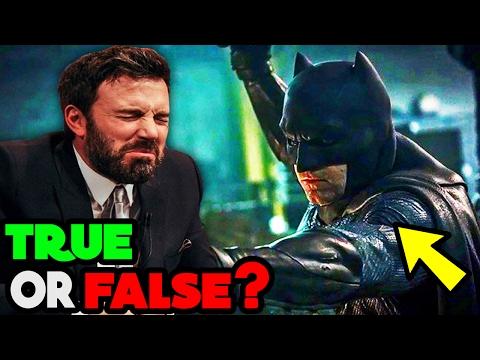 Ben Affleck Wants Out?! The Batman DCEU Rumors Rant